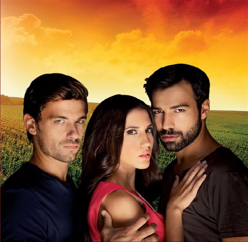 """""""Μπρούσκο"""": Η πολυαναμενόμενη σειρά του ΑΝΤ1 κυκλοφορεί Πέμπτη 26 Σεπτεμβρίου δωρεάν με το MY tv!"""